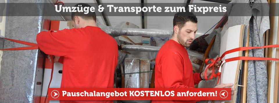 Umzugsservice Wien zum garantierten Fixpreis (kostenloses Pauschalangebot)
