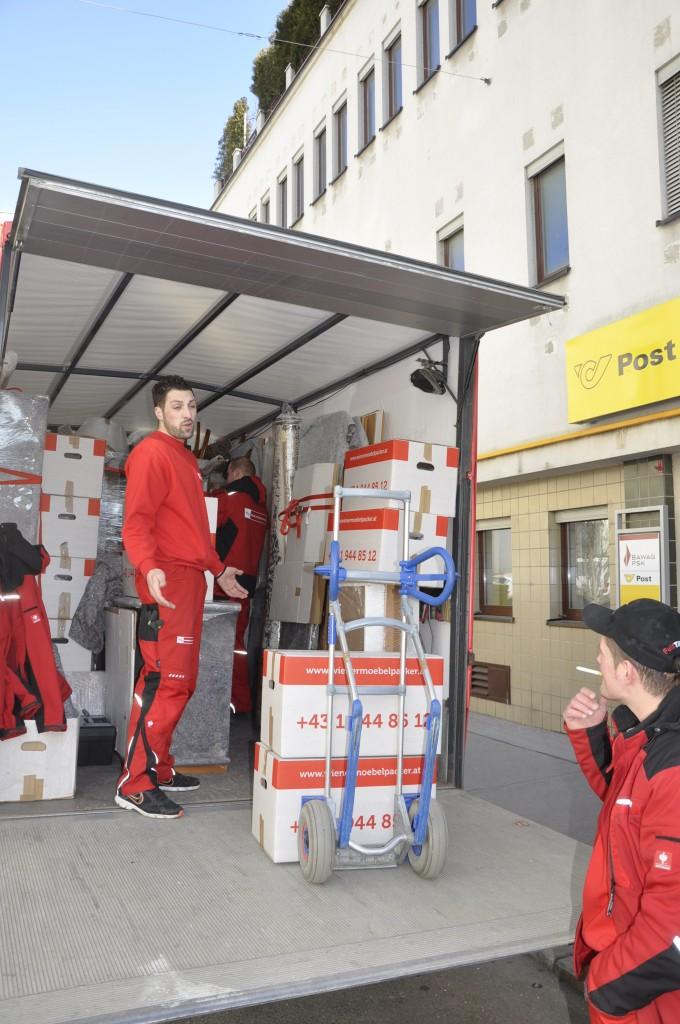 Umzug Wien - Verpackungsmaterial1