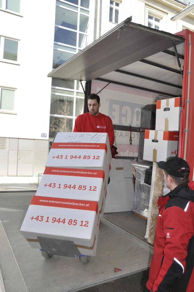 Umzug Wien - Verpackungsmaterial2