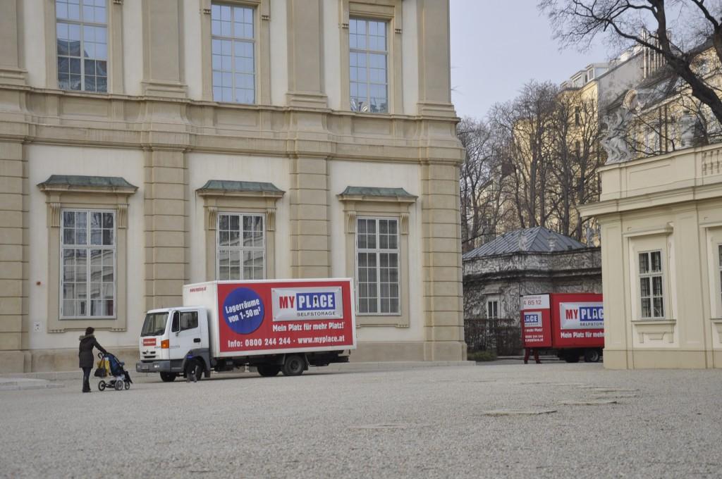 Umzug Wien 1190 nach Wien 1010